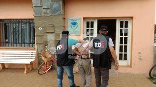 Apresaron a un presunto asesino en un operativo de la PDI en Santa Clara de Saguier