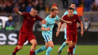 Barcelona no pega una... ¡se fracturó Rakitic!