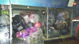 Secuestraron mercadería por casi 3 millones de pesos
