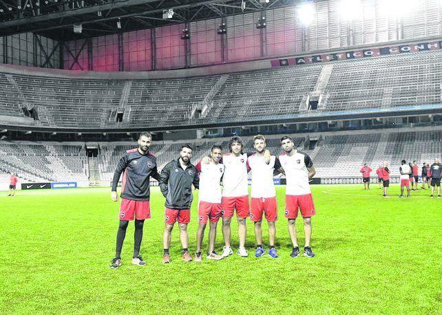 Newells debuta en la Sudamericana contra Paranaense