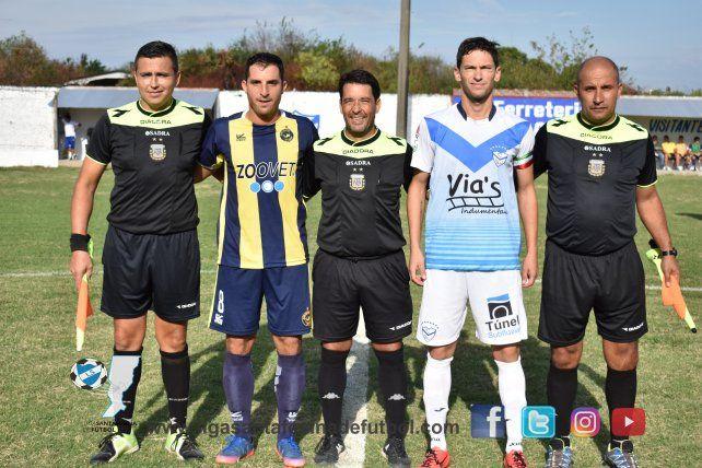 La semifinal entre El Quillá y Sportivo Urquiza tiene día y hora definidos