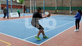 Se realizó el Torneo Nacional Interclubes de tenis criollo