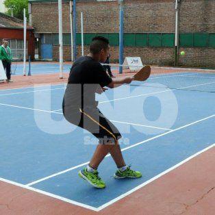 se realizo el torneo nacional interclubes de tenis criollo