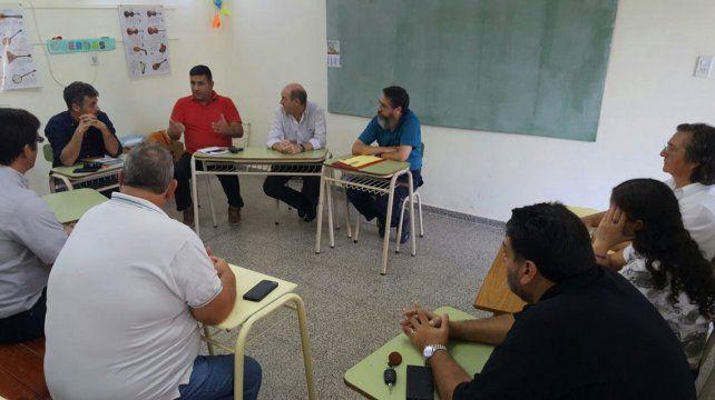 La provincia profundiza acciones conjuntas con instituciones del cordón oeste de la ciudad