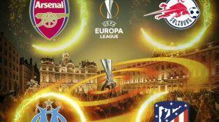 El Atlético Madrid de Simeone se cruzará con el Arsenal