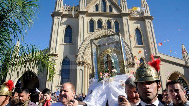 Todo listo para el inicio de la 119ª edición de la Fiesta de Guadalupe