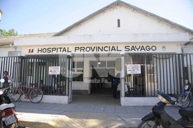 Fallecimiento. La víctima fue trasladada al hospital del norte de la ciudad donde se constató su muerte.