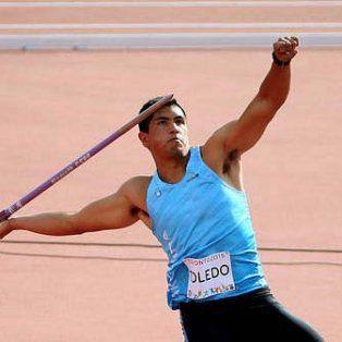 toledo se corono por sexta vez campeon nacional en lanzamiento de jabalina