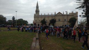 La 119ª Fiesta de Guadalupe quedó inaugurada tras la misa que ofició Arancedo