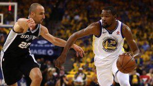 San Antonio sufrió un duro golpe en el inicio de los playoffs de la NBA