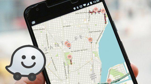 Santa Fe se une al programa Ciudadanos conectados de Waze