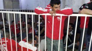 El saldo negativo para Independiente: 79 detenidos en la previa del partido ante Boca