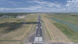 desde mayo, el aeropuerto de sauce viejo se convertira en un ente autarquico