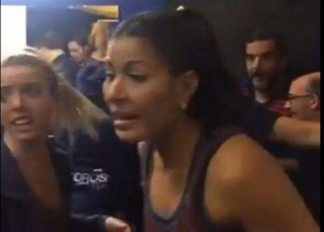 Jugadoras de vóley de San Lorenzo fueron agredidas por barras de Boca