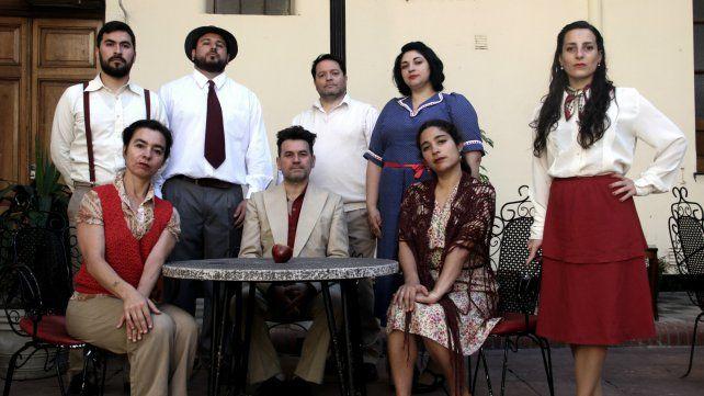 La obra resultó ganadora de la edición 2016 de la Convocatoria El Cuerpo Todo Cuerpos sin Fronteras realizada por la Secretaría de Cultura de la UNL.