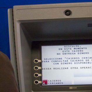 ¿como retirar dinero en efectivo sin cajeros automaticos?