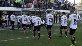 Chacarita, el último descenso a la B Nacional
