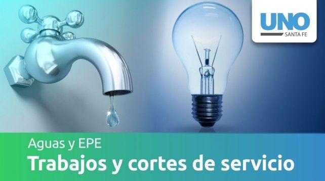 Cortes programados por la EPE