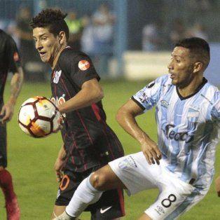atletico tucuman se juega en bolivia la chance de seguir con vida