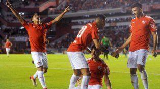 Independiente recibe a Corinthians en un examen de riesgo