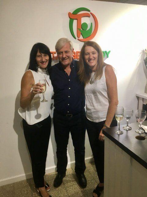 Target Body inauguró su flamante local en barrio Constituyentes