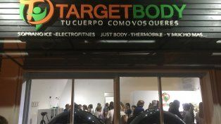 Target Body inauguró su flamante local en barrio Constituyentes