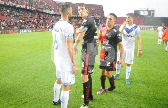 El partido contra Vélez continuaría el 10 de mayo