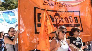 Jornada de protesta para los profesionales de la salud nucleados en Siprus