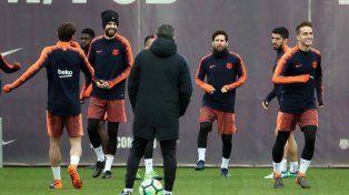 Messi fue sometido a un nuevo control antidoping