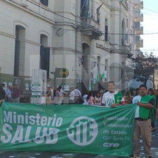 con convocatoria de ate, este jueves habra protestas en organismos publicos