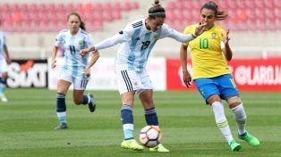 el poderio de brasil fue demasiado para la argentina