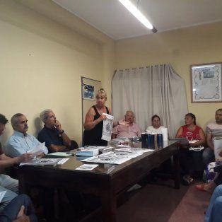 Foto. Gentileza vecinal Fomento 9 de Julio.