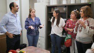 Casa de amparo para mujeres del municipio santafesino