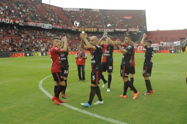 Domínguez dio la lista de concentrados para recibir a Patronato