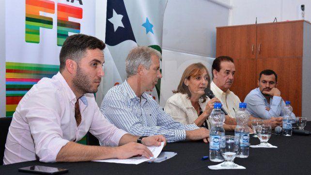 La provincia y la municipalidad de Avellaneda invertirán $ 12 millones para mejorar el ingreso al Parque Industrial de la localidad