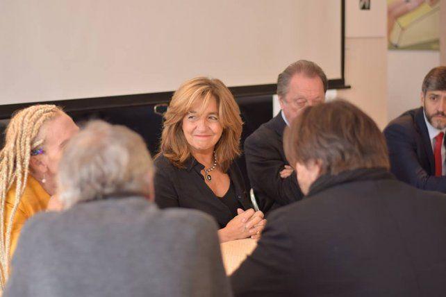 Frana: Trabajaremos para que el próximo Coloquio Internacional sobre Drogas sea en Argentina