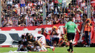 San Martín de Tucumán agiganta su sueño de volver a Primera
