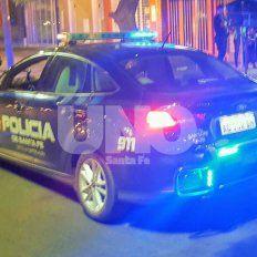 Apresaron a dos delincuentes que intentaron robar   un auto en B° Barranquitas