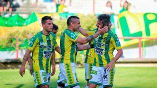aldosivi se juega gran parte de su vuelta a primera division