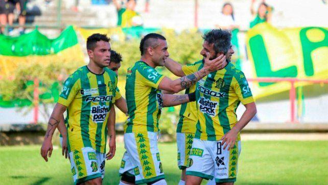 Aldosivi se juega gran parte de su vuelta a Primera División