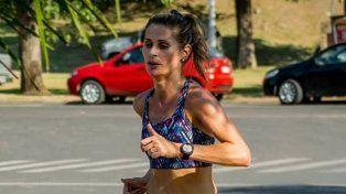 Marlene Gieco, la maratonista se encuentra internada en la terapia intensiva del hospital Cullen.