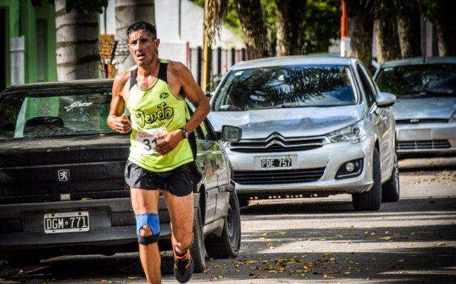 Un santafesino fue el mejor en el Maratón Aniversario de Hernández