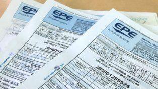 ¿que impuestos se pagan en la factura de luz de la epe?
