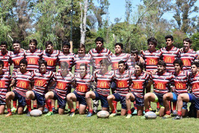 Santa Fe Rugby domina en Juveniles