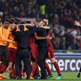 roma quiere dar un nuevo golpe en inglaterra