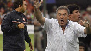 El karma de los Pumpido: jamás pudieron vencer a Colón como entrenadores