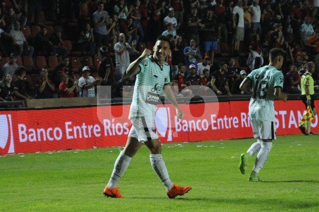 Correa y un promedio de gol que supera al de Fuertes y Gigliotti