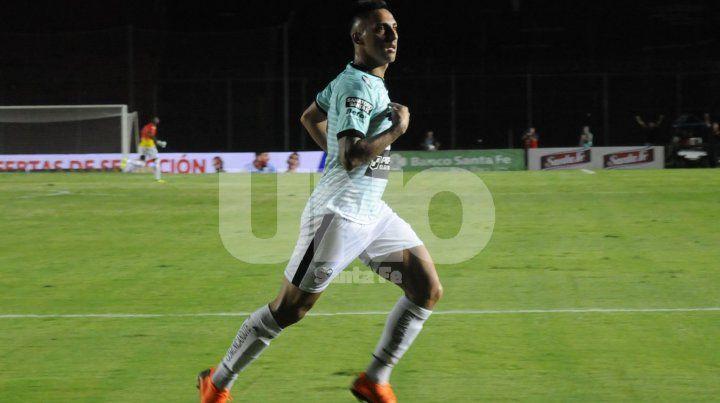 Correa: La Libertadores sería un sueño para todo Santa Fe