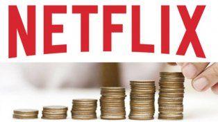 ¿Cuánto saldrá Netflix debido al cobro de IVA?