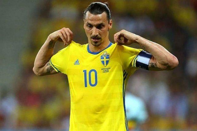 A Zlatan Ibrahimovic lo dejan sin Mundial